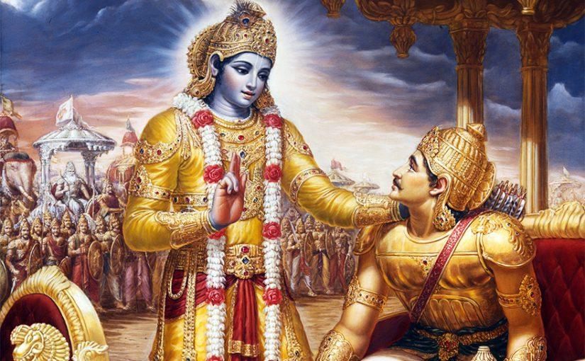 Leaders Follow Bhagavad Gita –  Taught by Spiritual Teachers of Masses